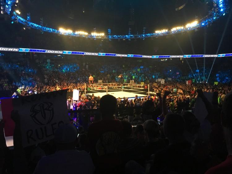 Wrestling - Smackdown (1)